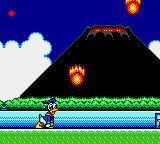 The Lucky Dime Caper starring Donald Duck Game Gear It's hot at Hawaii, and the nearest volcano helps it!