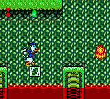 The Lucky Dime Caper starring Donald Duck Game Gear Inside the island caves.