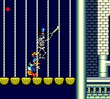 The Lucky Dime Caper starring Donald Duck Game Gear Entering Magica's castle. Two skeletons try to scare you.