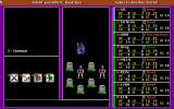 Might and Magic II: Gates to Another World PC-98 The nearly dead party tackles a lone shaman...