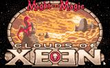 Might and Magic: Clouds of Xeen PC-98 Title screen B