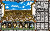 Might and Magic: Clouds of Xeen PC-98 Starting point
