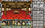Might and Magic: Clouds of Xeen PC-98 Typical interior design