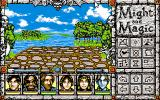 Might and Magic: Clouds of Xeen PC-98 Outside