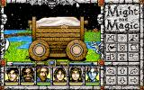 Might and Magic: Clouds of Xeen PC-98 Carriage