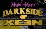 Might and Magic: Darkside of Xeen PC-98 Title screen A