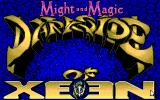 Might and Magic: Darkside of Xeen PC-98 Title screen B