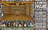 Might and Magic: Darkside of Xeen PC-98 Somebody needs to hire a better interior decorator