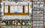 Might and Magic: Darkside of Xeen PC-98 Sewer dungeon