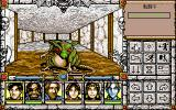 Might and Magic: Darkside of Xeen PC-98 Whom did you expect to meet in such a place?..