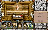 Might and Magic: Darkside of Xeen PC-98 We are all very tired... but we need 6 beds!!..