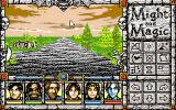 Might and Magic: Darkside of Xeen PC-98 Outside