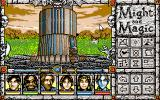 Might and Magic: Darkside of Xeen PC-98 Those mysterious towers are everywhere...