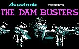 The Dam Busters DOS Title Screen
