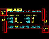 Ballistix BBC Micro Key selection