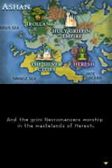 Might & Magic: Clash of Heroes Nintendo DS A quick look at the world of Ashan...