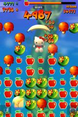 Hello Kitty: Parachute Paradise iPhone Level 2
