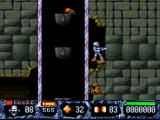 Turrican II: The Final Fight DOS Level 3