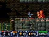 Turrican II: The Final Fight DOS These alien things are tough