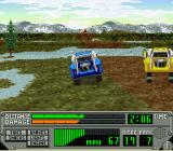 Super Off Road: The Baja SNES Sometimes you have to cross over water.