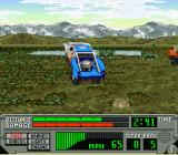 Super Off Road: The Baja SNES Going off-road has a poor impact on your speed.
