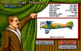 Knights of the Sky Amiga Aircraft selection