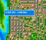 Murder Club TurboGrafx CD The map of Liberty City