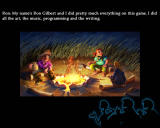 Monkey Island 2: LeChuck's Revenge - Special Edition Windows The in-game audio commentary
