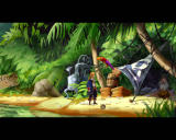 Monkey Island 2: LeChuck's Revenge - Special Edition Windows Dinky Island