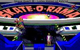 Space Quest IV: Roger Wilco and the Time Rippers PC-98 The famous Skate-o-Rama