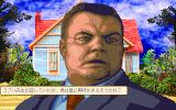 Call of Cthulhu: Shadow of the Comet PC-98 Character portraits are large and detailed