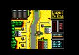 007: Licence to Kill Amstrad CPC My helicopter crashed.