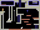 Montezuma's Revenge ColecoVision Can you reach the keys safely?