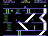 Miner 2049er ColecoVision The second level