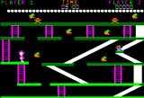 Miner 2049er Apple II The second level