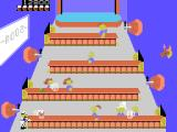 Tapper ColecoVision One of the more difficult levels