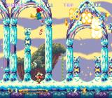 Märchen Adventure Cotton 100% SNES The climate doesn't bother Cotton as much as the bats