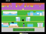 Keystone Kapers ColecoVision Watch out for incoming biplanes!
