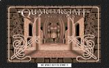 Quarterstaff: The Tomb of Setmoth PC-98 Title screen