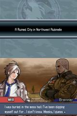 Advance Wars: Days of Ruin Nintendo DS Will is set on by raiders, but receives help from Brenner's Wolves.