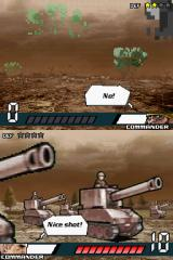 Advance Wars: Days of Ruin Nintendo DS If you aren't careful about how you position your forces, this might happen...