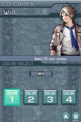 Advance Wars: Days of Ruin Nintendo DS You can also change the color scheme of your CO's clothing.