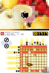 Picross DS Nintendo DS Try to chip away a block that you shouldn't and you'll receive a time penalty.