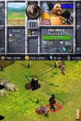 Age of Empires: Mythologies Nintendo DS You'll get the opportunity to control famous heros of myth and legend.