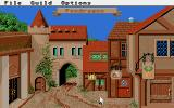 Phantasie III: The Wrath of Nikademus Atari ST Inside the city Pendragon