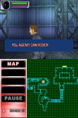 Alex Rider: Stormbreaker Nintendo DS You start the game using Alex's uncle, Ian.