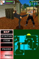 Alex Rider: Stormbreaker Nintendo DS Apparently, Alex is as good a fighter as Ian was...