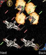 Star Wars: Battle for the Republic J2ME Battle