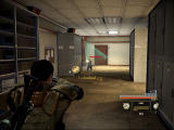 Alpha Protocol Windows The enemy has just thrown a grenade at me. I should move quickly...