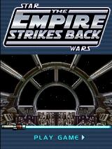 Star Wars: The Empire Strikes Back J2ME Main menu